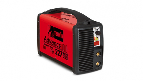 Сварочный аппарат TELWIN ADVANCE 227 MVPFC TIG DC-LIFT VRD